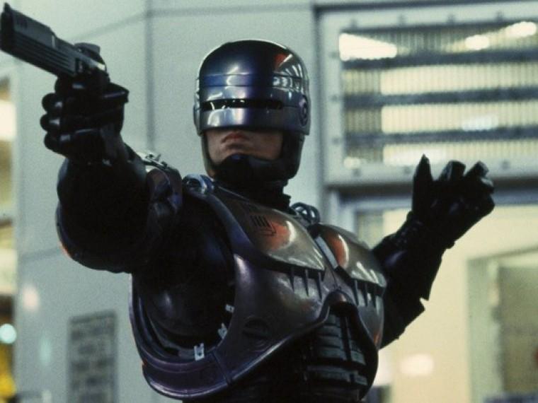 «Робокоп» выйдет патрулировать улицы вДубае