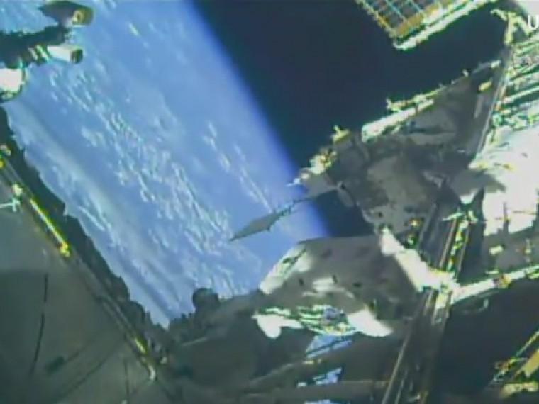 NASA запустило интернет-трансляцию очередного выхода вКосмос