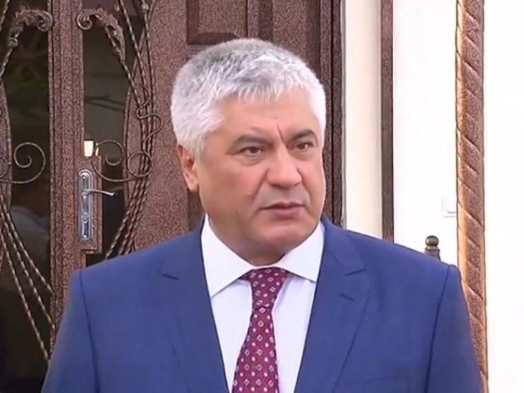 Глава МВД РФприбыл софициальным визитом вУзбекистан