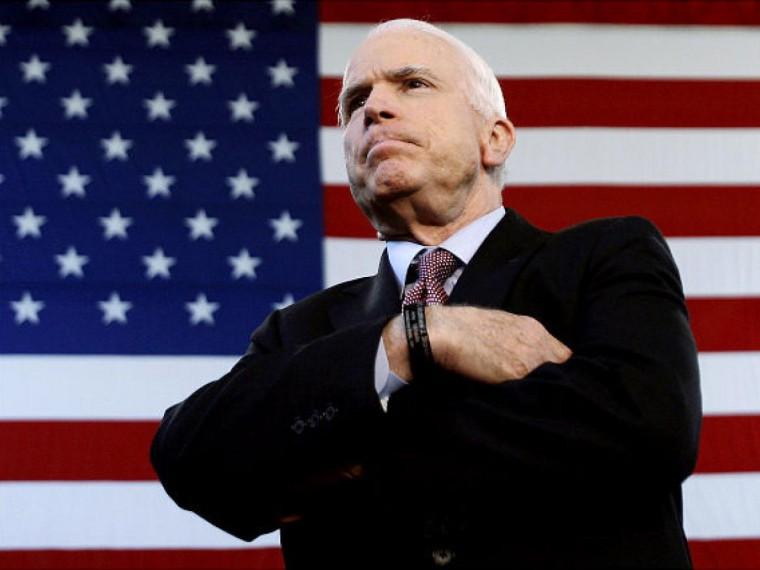 Маккейн предложил Трампу покаяться перед народом США засвязи сРоссией