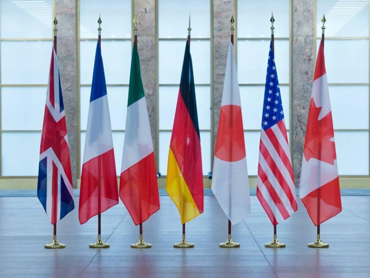 Страны G7 подписали декларацию оборьбе стерроризмом