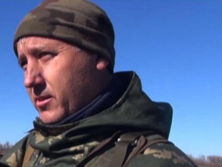 ВЛНР погиб командир батальона «Хулиган» Владимир Цвях