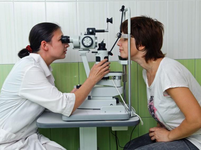 Медицина близорукость одного глаза