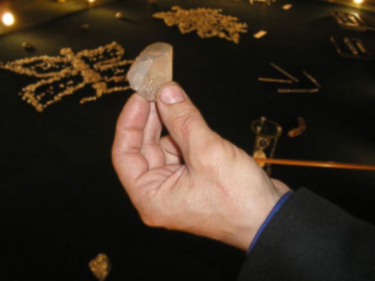 ВЯкутии добыли алмаз, стоимостью 174,5 тысячи долларов