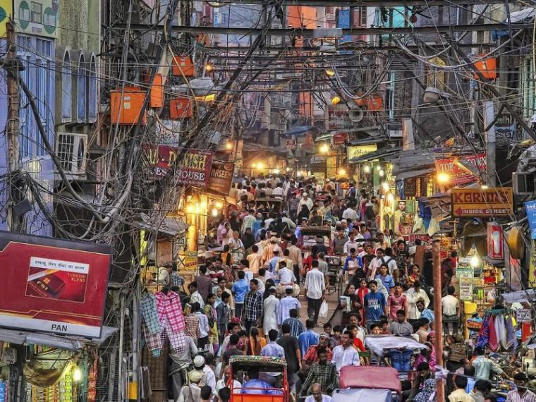Индия иКитай померились количеством населения
