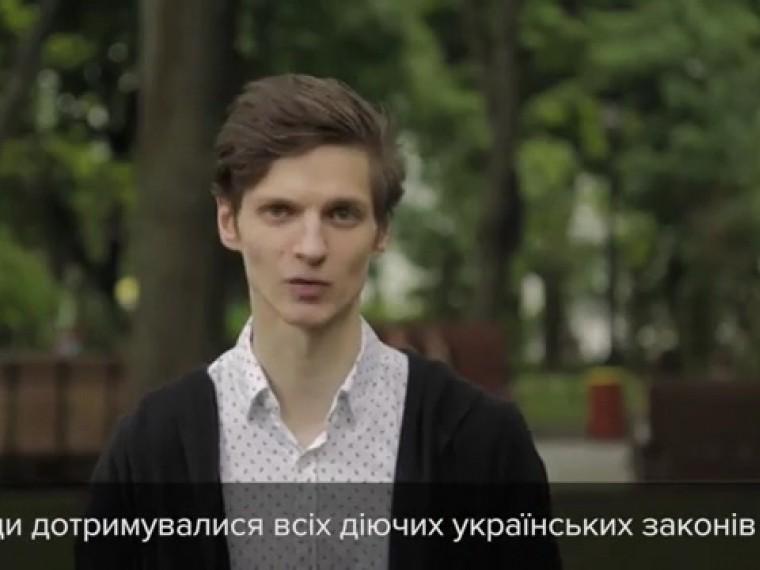 Пресс-секретарь украинского представительства «ВКонтакте» записал видеообращение кправительству Украины