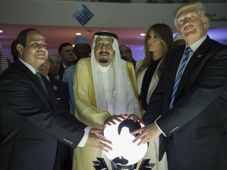 Президент Египта считает, что Дональд Трамп может справиться стерроризмом
