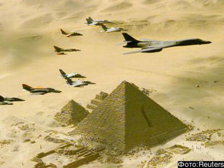 Египет отомстил террористам авиаударами поихбазам