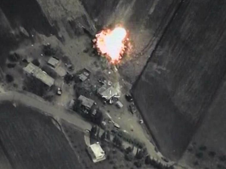 Российские военные уничтожили вСирии более 120 террористов ИГИЛ*
