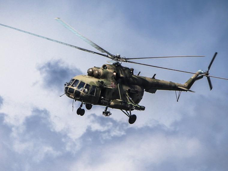 МЧС: При жесткой посадке Ми-8 вПриморском крае никто непогиб