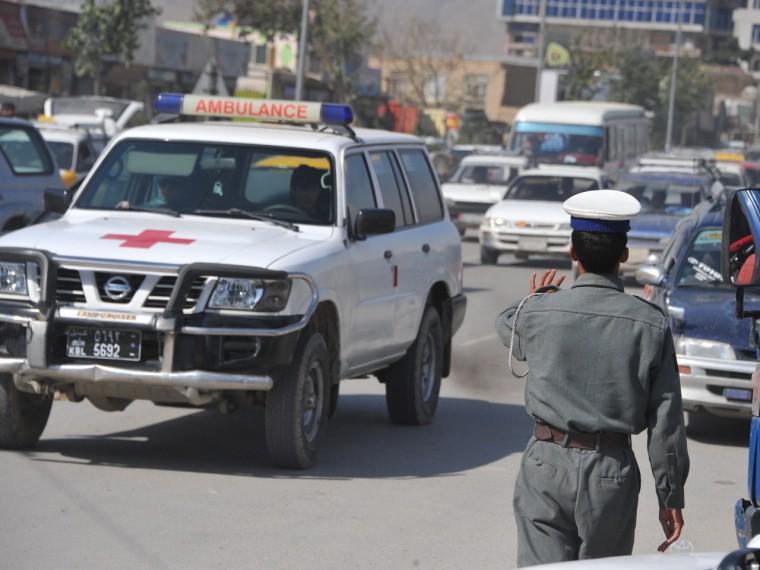 «Талибан»* взяло ответственность затеракт вАфганистане