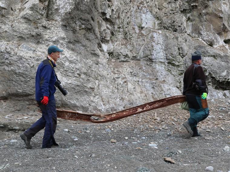 Волонтеры спасают острова Сахалинской области отмусорных свалок
