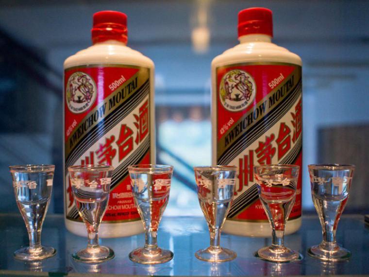 ВКитае появится институт сименем популярной водки «Маотай»