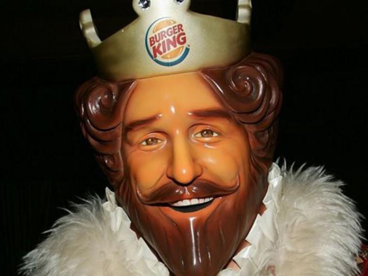 Королевский дом Бельгии возмутила реклама Burger King