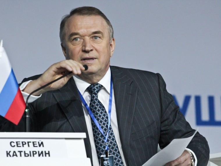 Отменить визы для бизнеса предлагает Президент ТПП Сергей Катырин