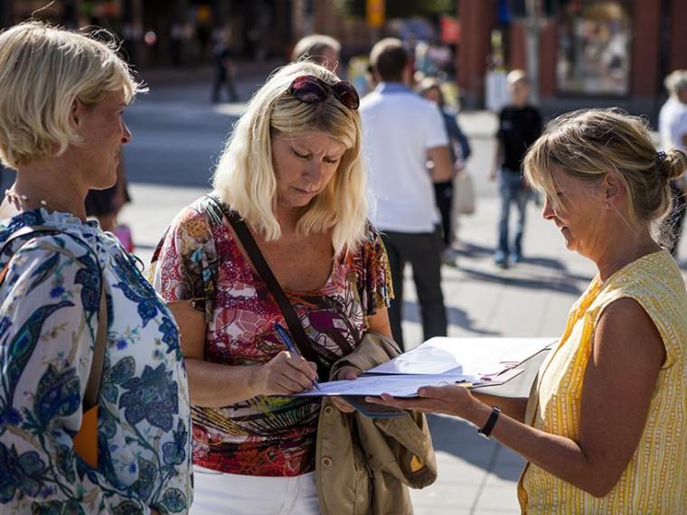 Все меньше жителей Швеции поддерживают идею присоединения кНАТО