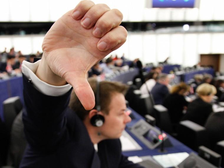 Совет Евросоюза продлил нагод антироссийские санкции