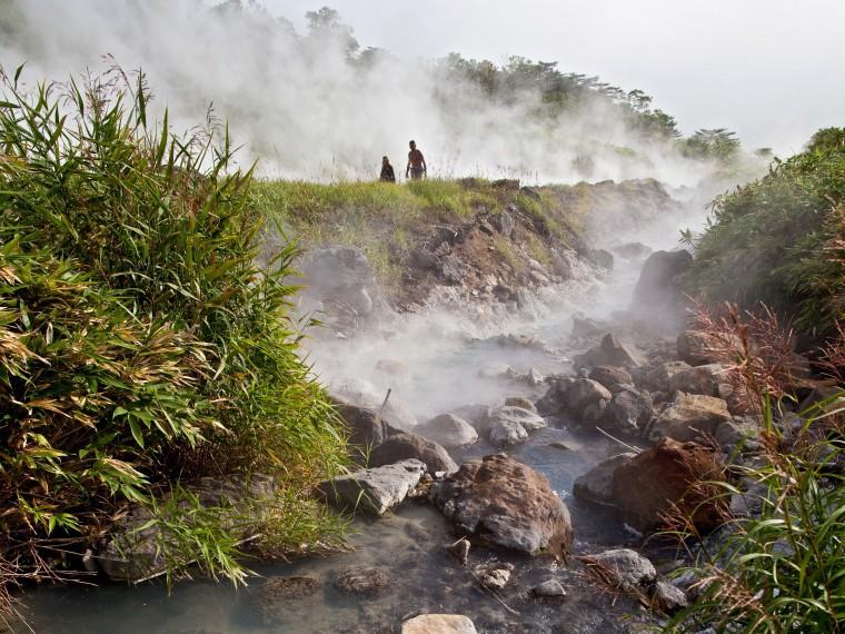 НаКурилах два туриста пропали врайоне вулкана Баранского