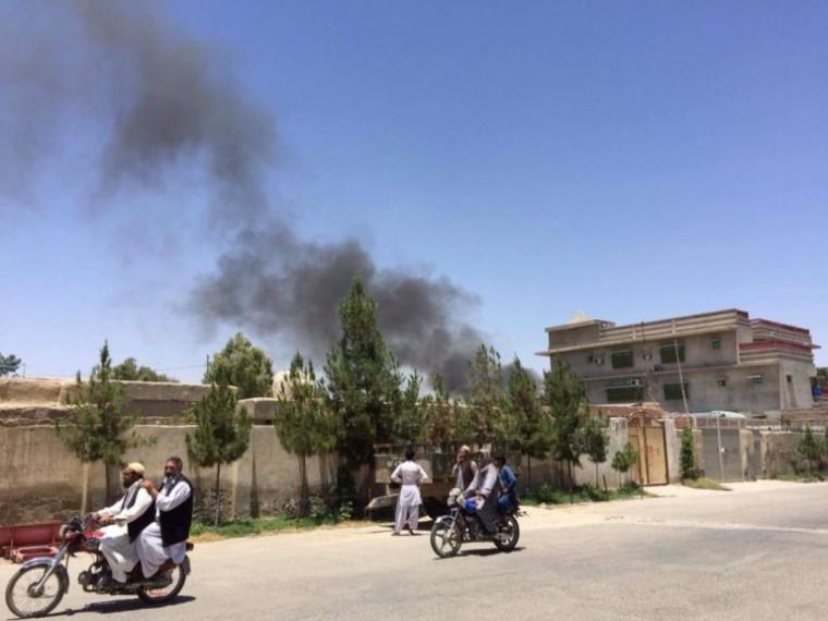 Количество жертв взрывавАфганистане увеличилось до34 человек