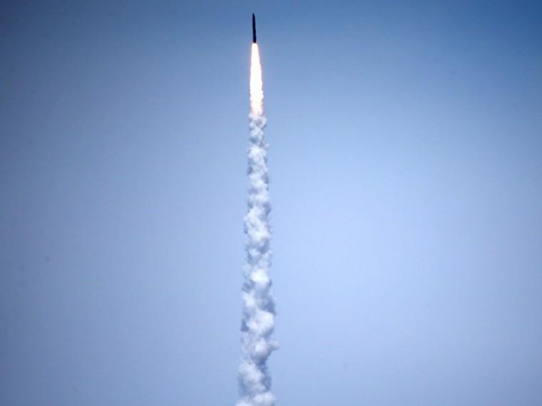 Новый двигатель для межконтинентальной баллистической ракеты испытала КНДР