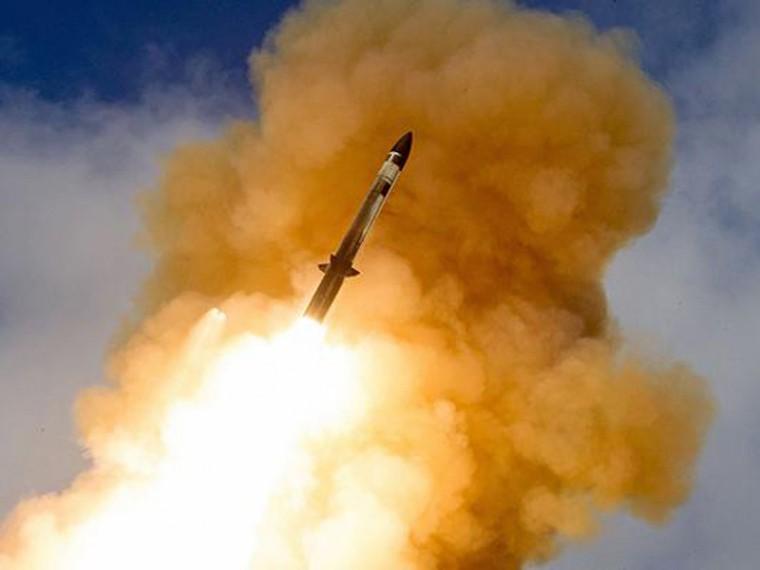 Япония иСША провели неудачное испытание новой противоракеты