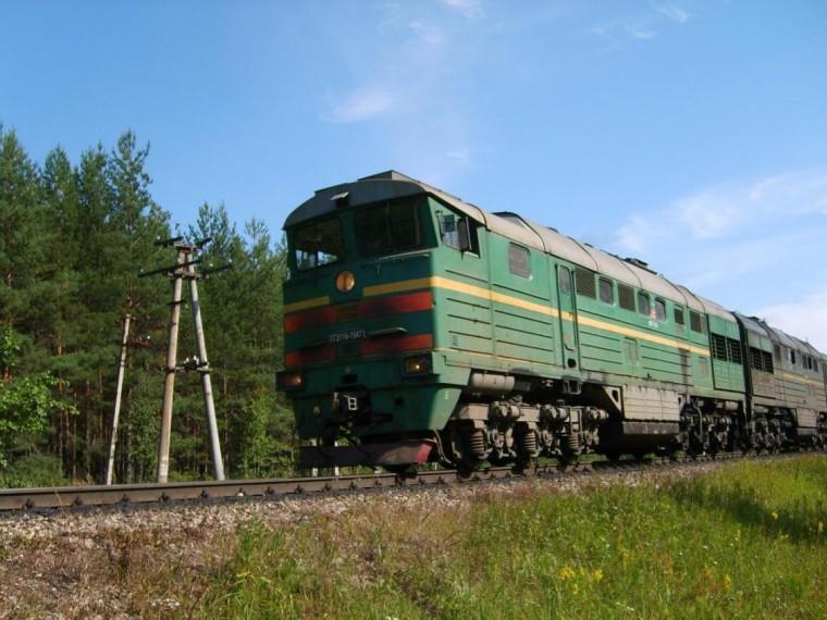 Семью сбил поезд вПодмосковье