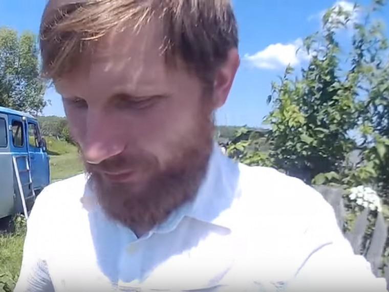 «Поп наджипе»: алтайский священник завёл собственный видеоблог