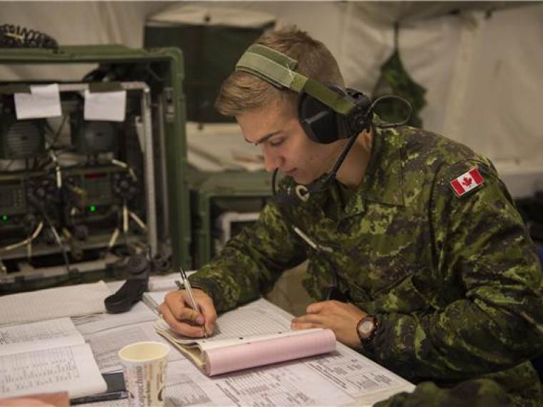 Вооруженные силы Канады проводят учения насевере страны