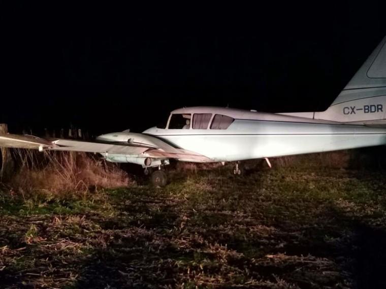 Аргентинские силовики подбили самолет наркоторговцев сполутонной марихуаны наборту