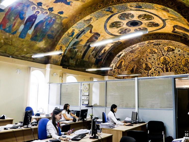 Под взором Божьим: вНижнем Новгороде ипотеку выдают под иконами