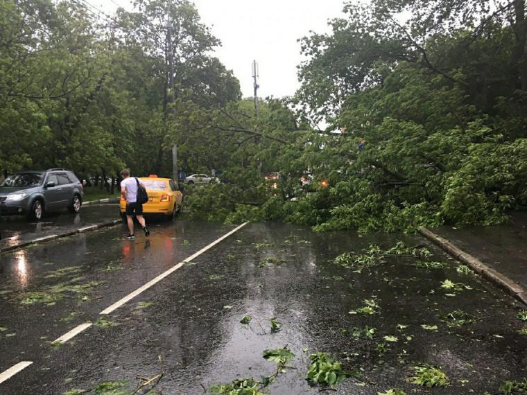 НаЧелябинскую область надвигается мощный ураган