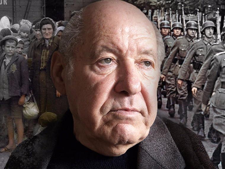 Соломон Перел— жертва Холокоста внацистском мундире