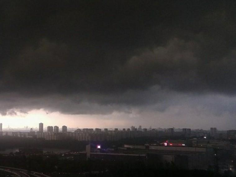 Стихия вСамарской области наособом контроле углавы МЧС региона