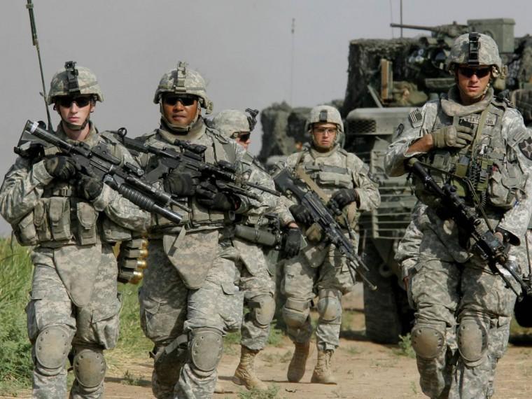 Американского военного задержали поподозрению всвязях сИГИЛ*