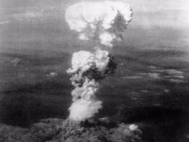 an analysis of simon jenkins article on the hiroshima bombing