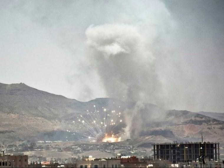 саудовская аравия нанесла авиаудар йемену погибшие
