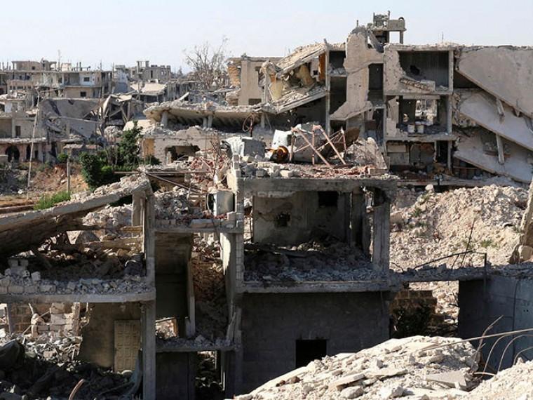 Серия взрывов вИдлибе унесла жизни десятков мирных граждан