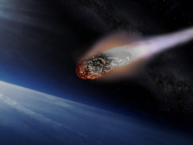 КЗемле приближается астероид гигантских размеров