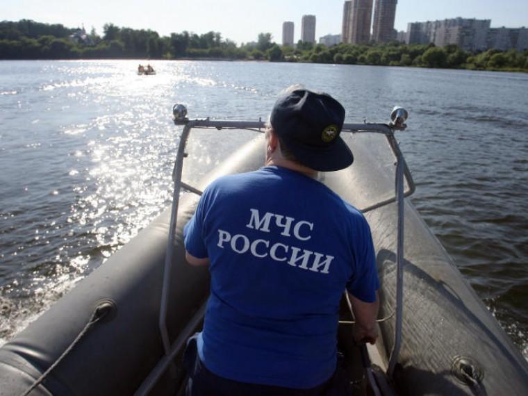 Найдено тело упавшего вМосква-реку прохожего
