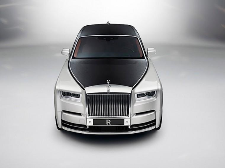 Первые фото нового Rolls-Royce— «самый технологичный» вистории автоконцерна