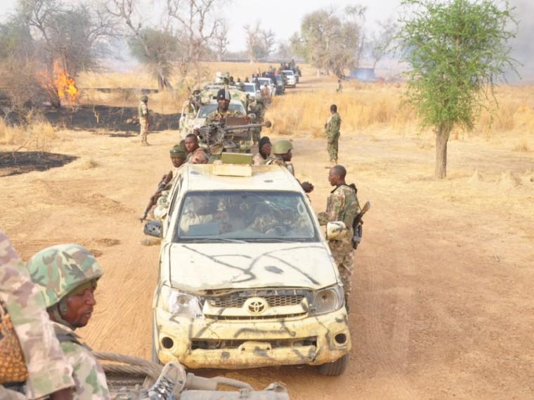 69 нефтяников погибли вНигерии отнападения боевиков «Боко Харам»
