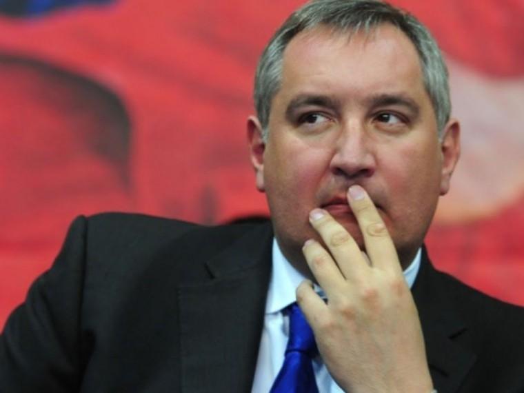 Бурная реакция Рогозина наинцидент ссамолетом вызвала недоумение урумынских властей