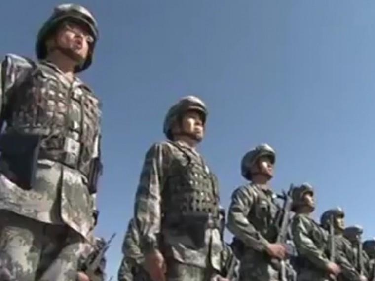 ВКитае проходит парад вчесть 90-летия основания Народно-освободительной армии