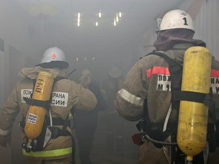 Один человек пострадал при взрыве газа вдоме под Калининградом