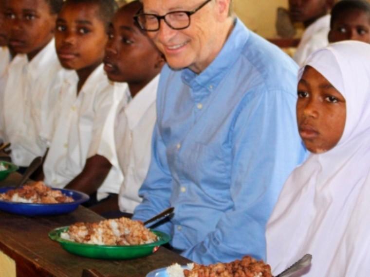 Бил Гейтс открыл для себя Instagram