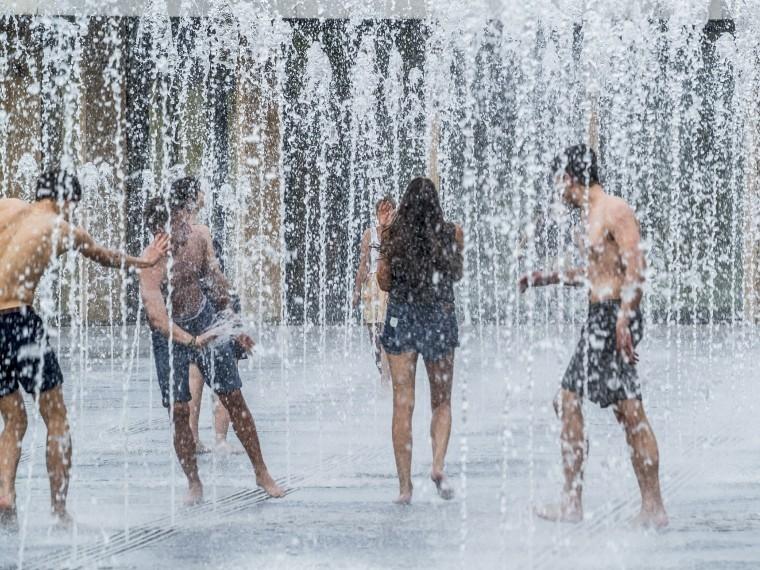 Росгидромет: Москву накроет жара