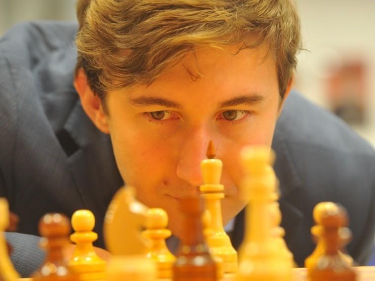 Сергей Карякин занял второе место напрестижном турнире побыстрым шахматам вСША