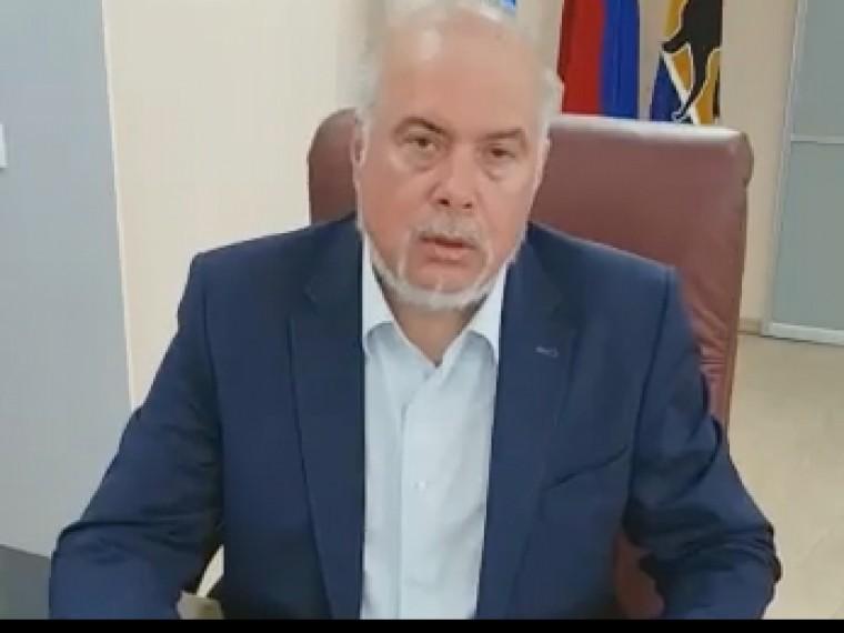 Мэр Сургута: призываю сохранять спокойствие