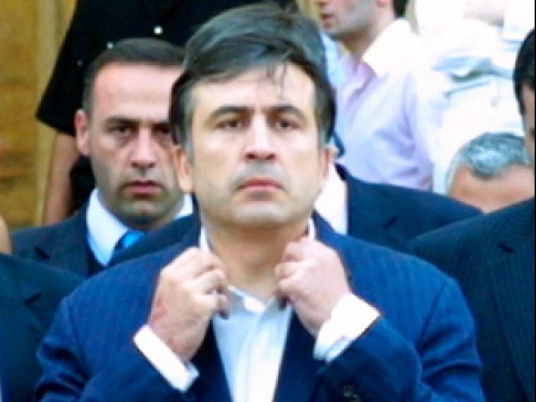 Саакашвили поблагодарил жителя Николаева запредложенное украинское гражданство