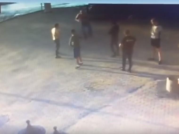 Всети появилась фотографияпредполагаемого убийцы хабаровского спортсмена